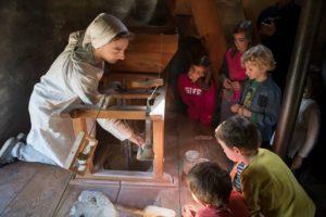 Atelier au Moulin de l'Epinay - La Chapelle-Saint-Florent © D.Drouet