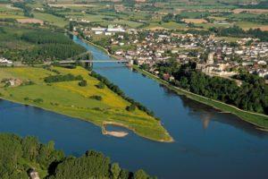 ┬® D.Drouet - Saint-Florent-le-Viel et l'île batailleuse