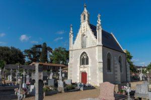 ┬®D.Drouet - La chapelle Saint-Sauveur