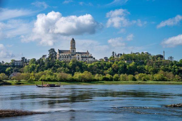┬®Dominique Drouet - Panorama de Saint-Florent-le-Vieil depuis le village de pêcheur de la Meilleraie_1