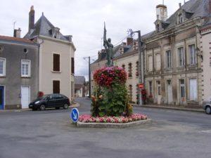 Place Botz-en-Mauges