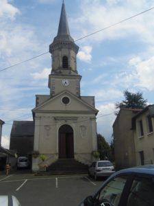 Eglise Saint-Jacques Beausse