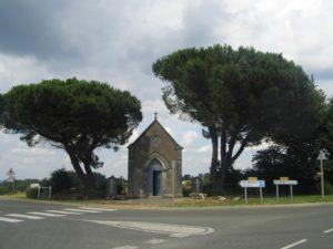 Chapelle la Croix Malo Beausse