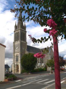 Eglise du Marillais
