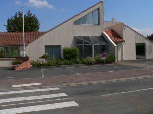 Mairie - le Marillais