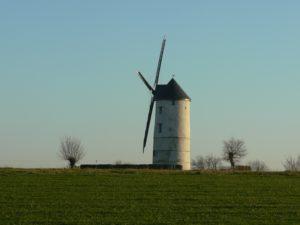Moulin de la Renardière - la Pommeraye