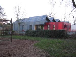 Restaurant scolaire Saint-Laurent-de-la-Plaine