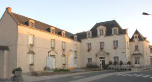 Vue extérieur Musée des Métiers Saint-Laurent-de-la-Plaine