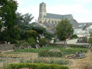 jardins rue de la Girauderie la Pommeraye