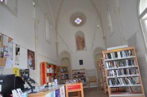 bibliothèque de Saint-Laurent-du-Mottay
