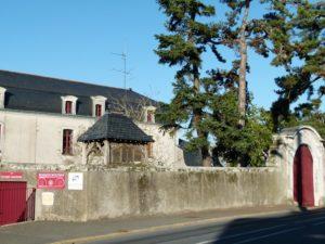 La maison Rochas au Mesnil-en-Vallée