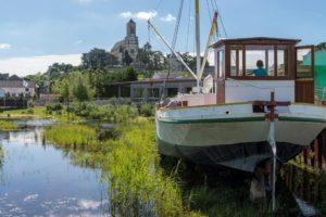 Les journées du patrimoine à Cap Loire