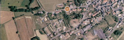 Localisation lotissement Gagnerie Chênes Beausse