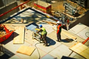 construction bâtiment marché public