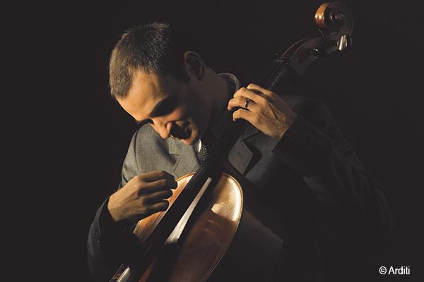 Concert du violoncelliste Vincent Segal