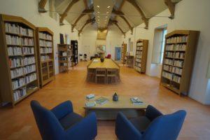 bibliotheque maison julien gracq