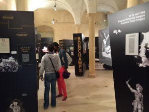 Exposition Grâce aux prisonniers