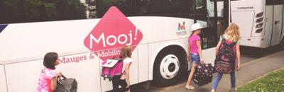 Mooj transports scolaires de Mauges Communauté