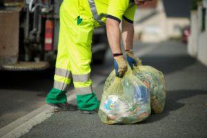 eboueur service déchets Mauges Communauté