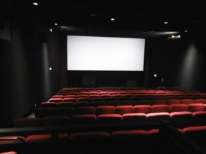 Salle du Montjean Cinéma à Montjean-sur-Loire