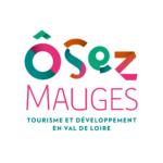 Logo ôsez Mauges - Tourisme et développement en Val de Loire