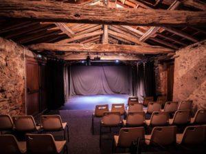 Théâtre de l'Evre - scène