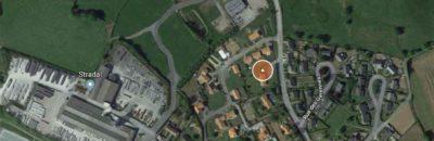 Localisation du lotissement Les fées à Saint-Laurent-du-Mottay